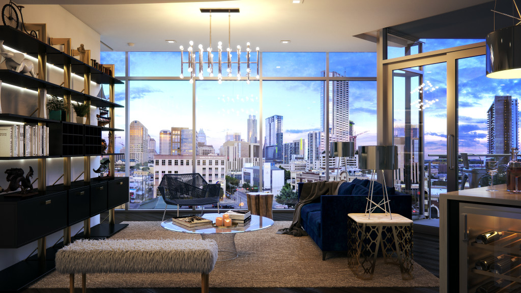 Austin Luxury High Rise Condominiums 5th Amp West 5th Amp West
